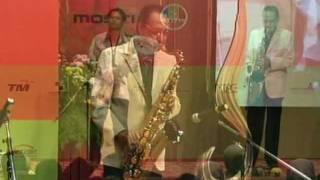 Amazing Bamboo Saxophone performance with Ahmad Nawab