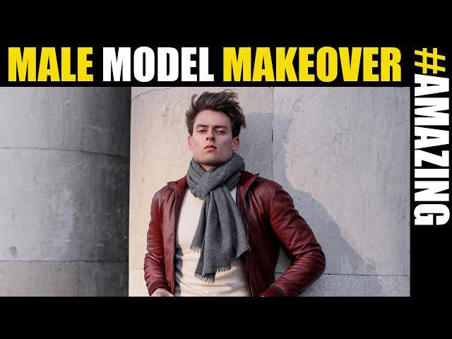 Instagram Influencer Gets a Male Model Makeover #13