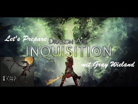 Rollenspiel Dragon Age Inquisition Dragon Age Keep Lets