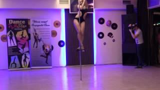 Канищева Ганна - Dance Star Festival - 12. 19 марта 2017г.