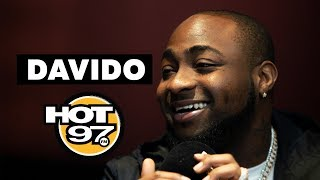 Davido Tells CRAZY Story On Father Sending Him To Jail, + Speaks On Africa & American Success