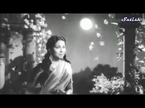 Pathala Bhairavi   Kalavaramaye Madilo   Telugu Old Songs   NTR Ghantasala Leela