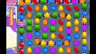 Candy Crush Saga level 659 (3 star, No boosters)