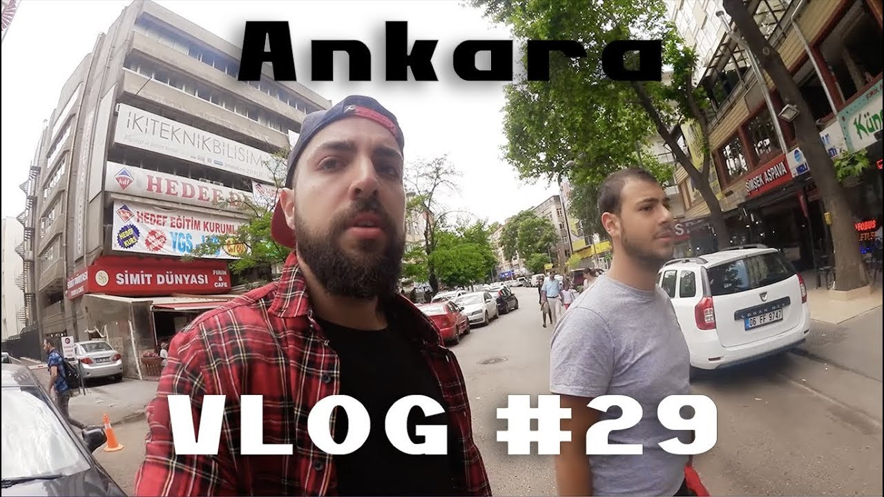 Ankara | Çok Yorulduk (Sezon Finali) - VLOG #29