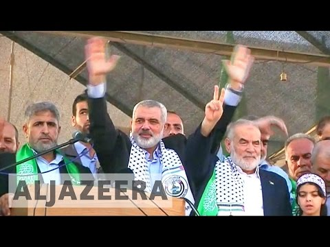 Ismail Haniya elected new Hamas leader