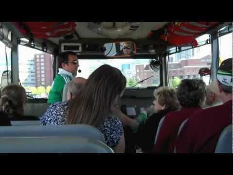Boston Duck Tour- Part 1 HD