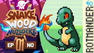 ZOMBIE POKEMON?! - Pokémon Snakewood Nuzlocke w/ FeintAttacks! Episode #01