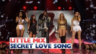Gambar cover Little Mix Ft. Jason Derulo - 'Secret Love Song' (Live at The Jingle Bell Ball 2015)