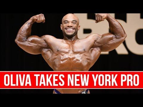 New York Pro Recap on Heavy Muscle Radio (Live)
