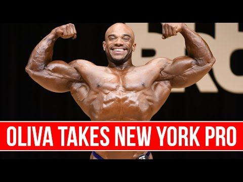 New York Pro Recap on Heavy Muscle Radio (Live)