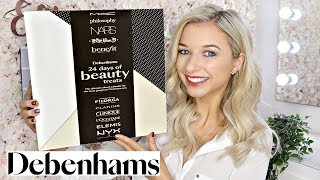 DEBENHAMS BEAUTY ADVENT CALENDAR 2019 / *IS THIS BETTER THAN ELLE MAGAZINE?*