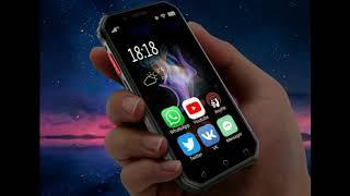 Servo S10 pro - мини защищенный телефон так ли это?