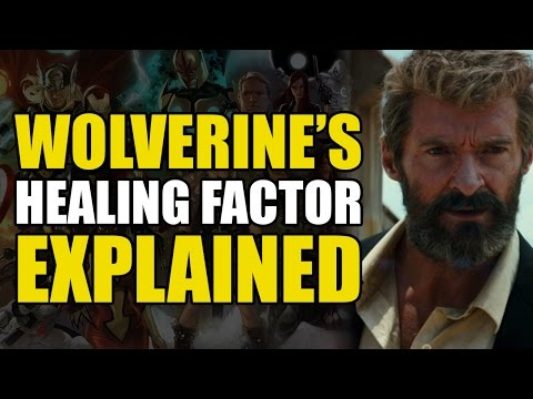 Wolverine's Healing Factor Explained | Comics Explained