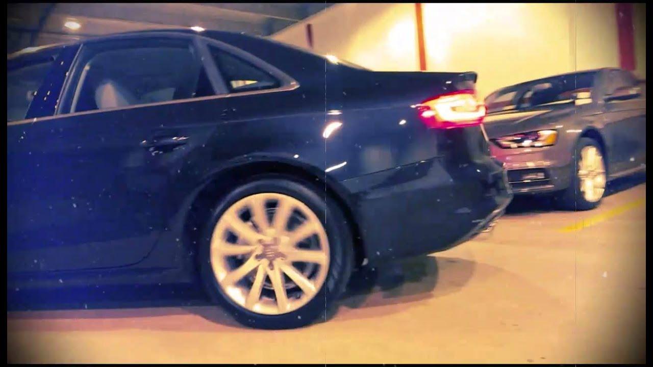 2014 Audi A4 Premium S Line Quattro Youtube