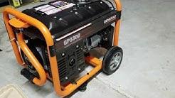 Generac Generator Review GP3300