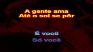 Ivete Sangalo e Luan Santana   Zero a Dez   karaoke