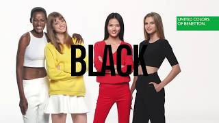 """Benetton We Are Colors Commercial 베네통 광고 """"I'm Black"""""""