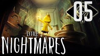 LITTLE NIGHTMARES | EP 05 | GLOTONES