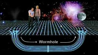 Black Holes and travel through space - Wormholes