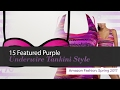 15 Featured Purple Underwire Tankini Style Amazon Fashion, Spring 2017