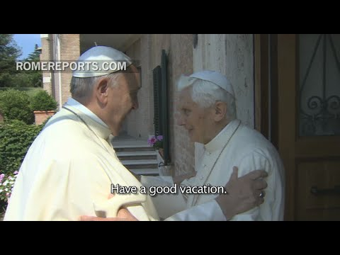 The Pope's other house: Castel Gandolfo
