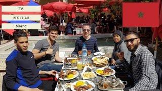 J'emmène Français Authentique au Maroc (apprendre le français)