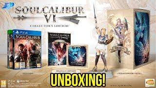 SoulCalibur VI Collector's Edition Unboxing! (EU)