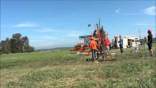 Small Trebuchet Launch