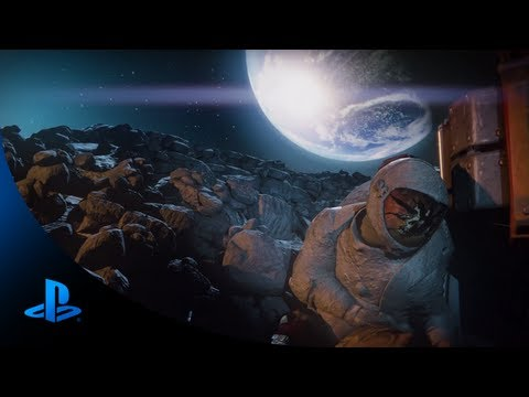 Official Destiny Gameplay Trailer: The Moon