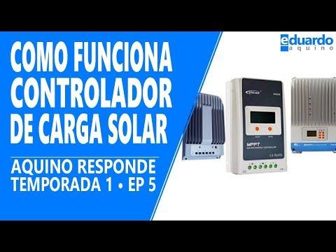 Como é o Funcionamento de um Controlador de Carga Solar Off Grid
