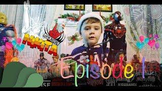 Nikita Rock Show - Мстители Гражданская война ( Первый выпуск)