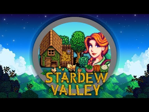 🔴 STARDEW VALLEY Livestream: First Time On The New Farm 🍎