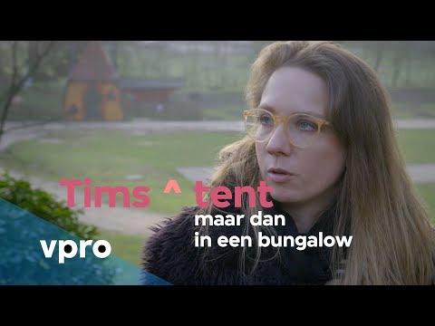 Aafke Romeijn in Tims ^ tent: maar dan in een bungalow