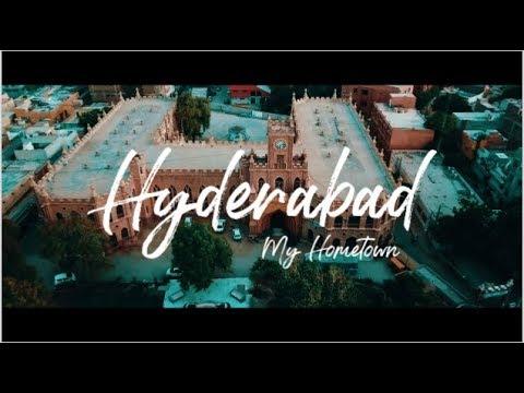 HYDERABAD   My Hometown