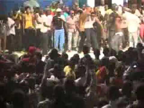 Gaspi en live au Palais de la culture  de bamako (26 mars 2015)
