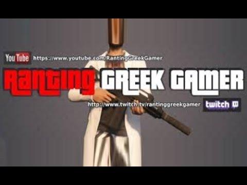 GameAthlon 2015 - Ranting Greek Gamer Presentation   18/07