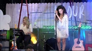 The Fault In Our Stars I Charli XCX -- Boom Clap -- Live at The Fault In Our Stars Live Stream Event