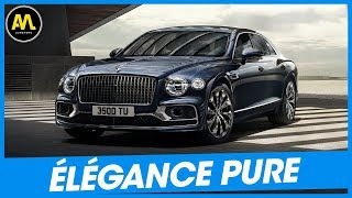 L'élégante Bentley Flying Spur - La Quotidienne #44
