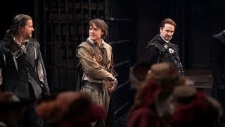 "The Three Musketeers | ""One for all!"" 