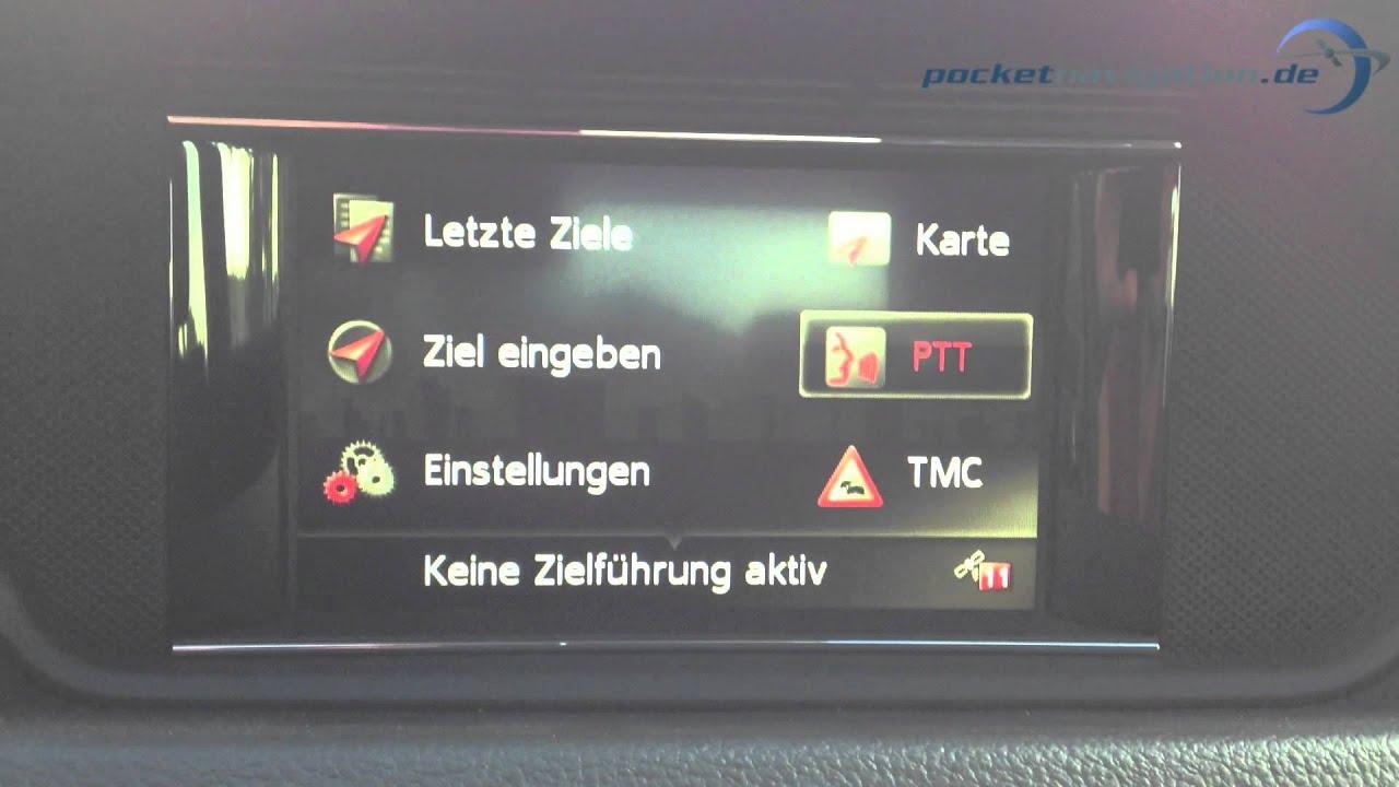 Becker Map Pilot für Mercedes
