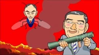 お笑い総裁大戦【字幕版】