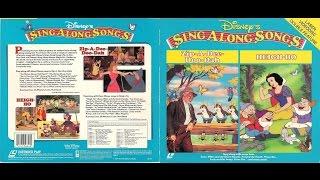 Video Opening to Disney's Sing Along Songs Zip A Dee Doo Dah and Heigh Ho 1987 Laserdisc download MP3, 3GP, MP4, WEBM, AVI, FLV November 2018