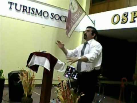 Pastor Hugo De Vaz Predica Jeremias 33 Parte 1