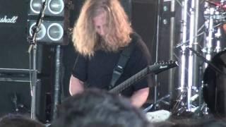 Necrophagist - Only Ash Remains - Hellfest 2010