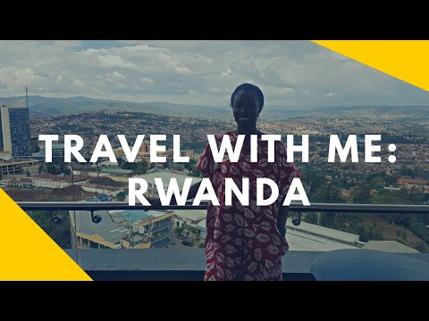 Travel Vlog: Back to Rwanda
