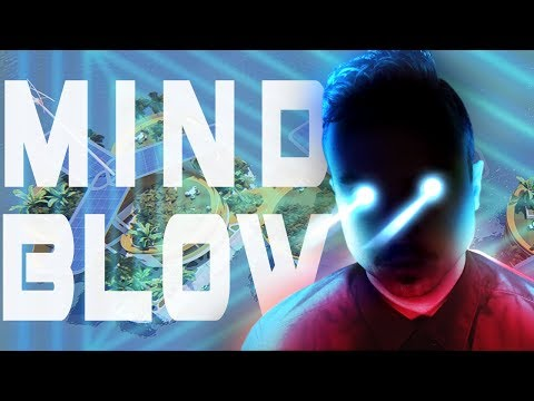 Laser Mapping, Chimp Disgust, Floating Island, Spit Concussions... Mind Blow