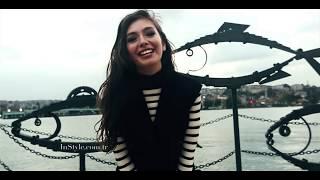 Neslihan Atagül - InStyle Kasım 2015 - Kamera Arkası