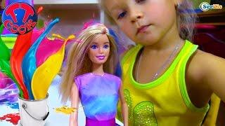 видео Игрушки для девочек > Парикмахерские, салоны красоты