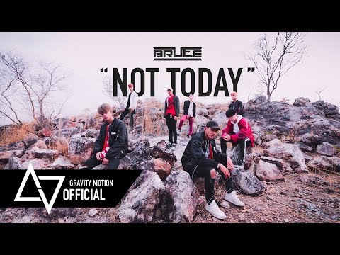 BTS (방탄소년단) - Not Today M/V Cover Dance by BRUTE from Thailand