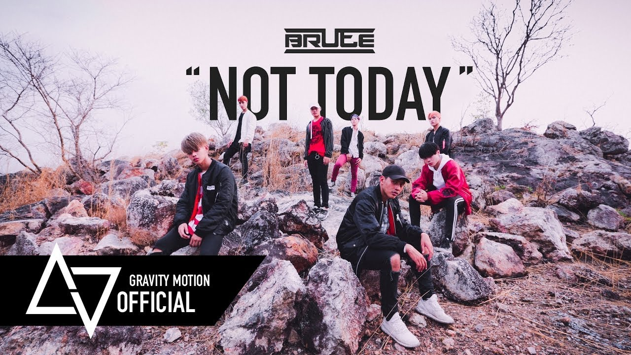 Gravity X Brute M V Dance Cover Bts Not Today From Thailand